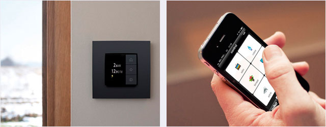 Consommez moins, économisez l'énergie avec NIKO HOME CONTROL