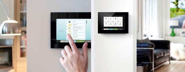 Une maison à économie d'énergie avec Niko Home Control