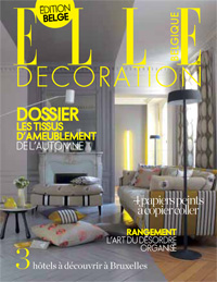 ELLE DECORATION N°211 SEPTEMBRE 2012
