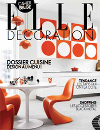 ELLE DECORATION N°216 MARS 2013