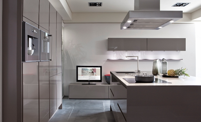 Siematic Taupe