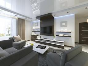 Le meuble TV, une subtile envie de déco