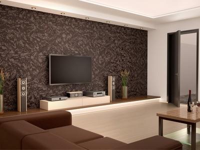 Le meuble tv une subtile envie de d co for Meuble tv triangulaire