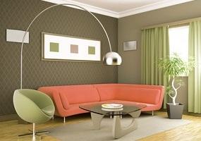 la dcoration intrieure actuelle cest linfluence vintage sans aucun doute la couleur est dj dans cette inspiration des sixties ou seventies